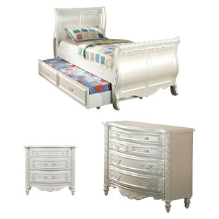 Victoria Sleigh Configurable Bedroom Set by Hokku Designs