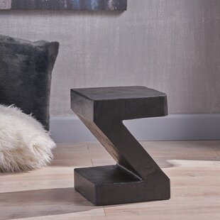 Compare Hunt Light-Weight Concrete Accent Table By Wrought Studio