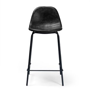 Modern Black Bar Counter Stools Allmodern