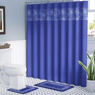 Wellow Shower Curtain Set
