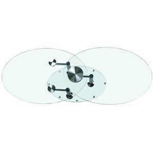 Orren Ellis Daivelis Metal Coffee Table Image