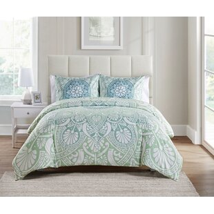 Deann Reversible Duvet Cover Set
