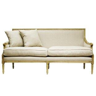Peachy Louis Sofa Evergreenethics Interior Chair Design Evergreenethicsorg