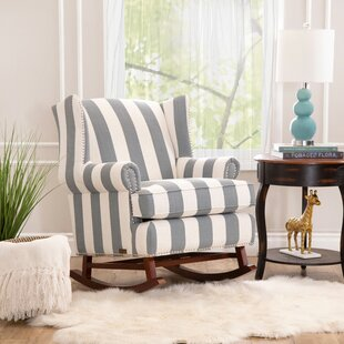 Birkett Rocking Chair by Darby Home Co Great price