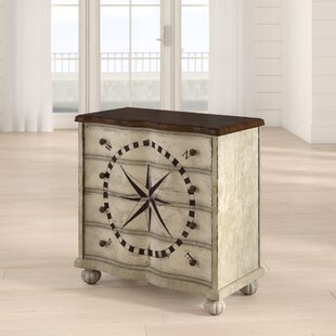 Bristol 4 Drawer Accent Chest by Longshore Tides