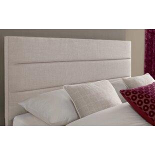 Review Oakhill Linen Upholstered Headboard
