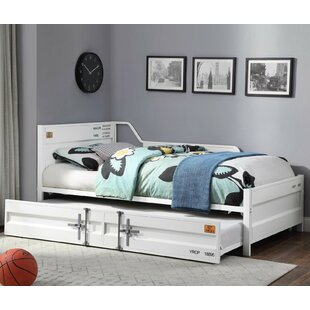 Gravesend Twin Bed with Trundle