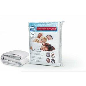 Hypoallergenic Waterproof Mattress Protector by Alwyn Home