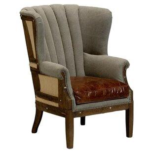Sarreid Ltd Marburg Wingback Chair