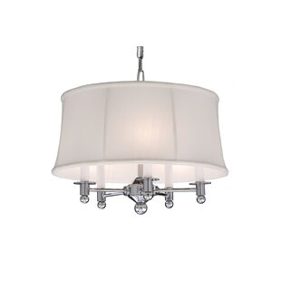 5-Light Pendant by Remington Lamp Company