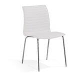Ruiz Metal Side Chair (Set of 4) by Orren Ellis