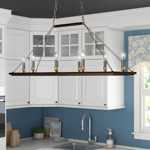 Best Choices Ethyl 8-Light Kitchen Island Pendant By Laurel Foundry Modern Farmhouse