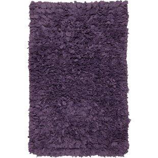Affordable Benitez Purple Area Rug By Ebern Designs