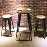 Barajas 30 Bar Stool (Set of 2) by Williston Forge