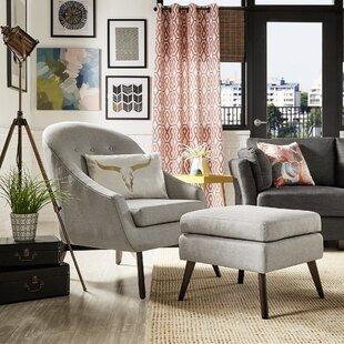 Mercury Row Mu Armchair an..