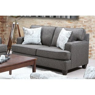 Lipford Loveseat by Latitude Run