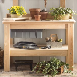 Potting Benches Tables Youll Love