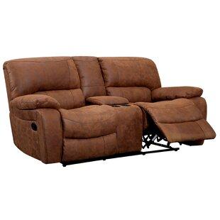 Hokku Designs Bethune Glider Reclining Sofa