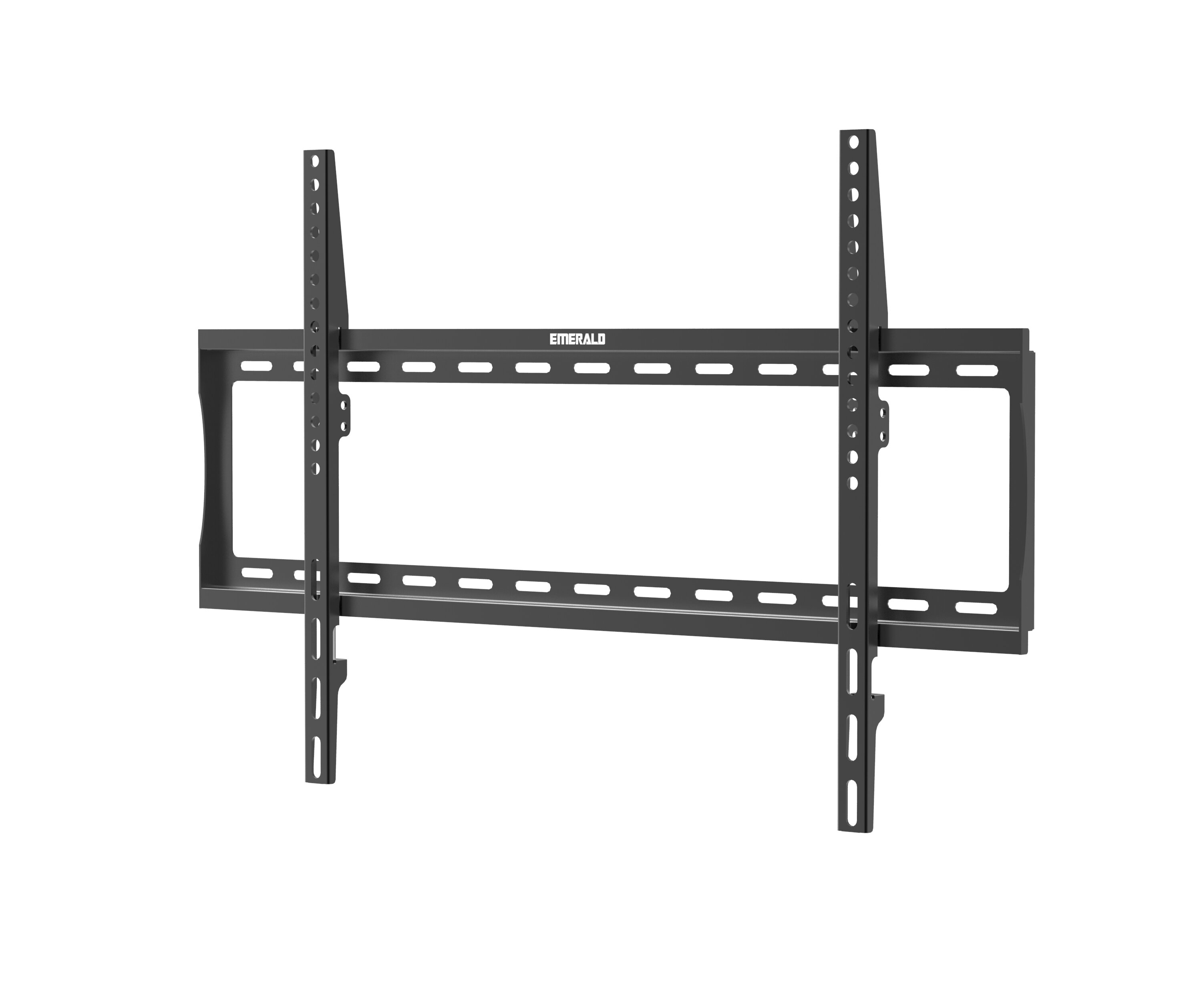 Emerald Flat Tv Wall Mount For 37 70 Lcd Led Tvs Reviews Wayfair