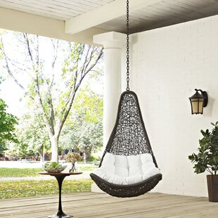 Gemmenne Swing Chair by World Menagerie