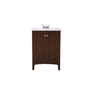 Ledbury 24 Single Bathroom Vanity Set by Winston Porter