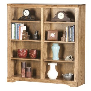 Compare Rex Standard Bookcase by Millwood Pines