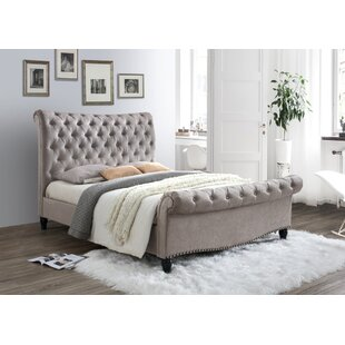 Kerns Upholstered Bed Frame By Canora Grey