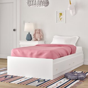 Find a Cremont Twin Mate's Bed with Drawers by Harriet Bee Reviews (2019) & Buyer's Guide