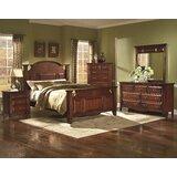 Hoisington Queen Platform Solid Wood Configurable Bedroom Set by Alcott Hill