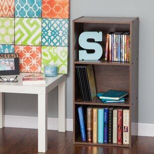 Great Price Three Tier Standard Bookcase ByIRIS USA, Inc.