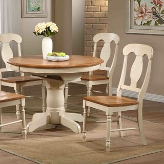 Amorita Solid Wood Dining Chair (Set of 2) by Charlton Home SKU:CE515392 Information
