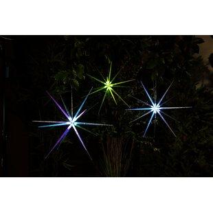 Bellman Star 3 Light Outdoor Hanging Lantern By Ebern Designs