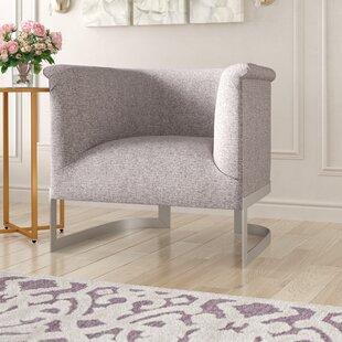 Willa Arlo Interiors Boulanger Barrel Chair