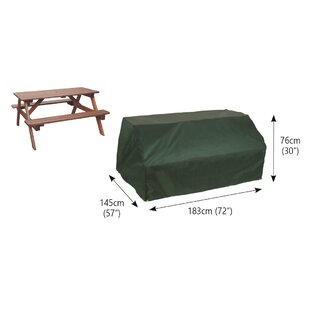 Fitted Picnic Table Covers Wayfair Ca