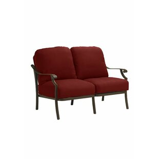 Montreux Loveseat with Cushions by Tropitone