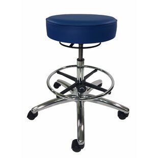 Height Adjustable Lab Stool by Industrial Seating Discount