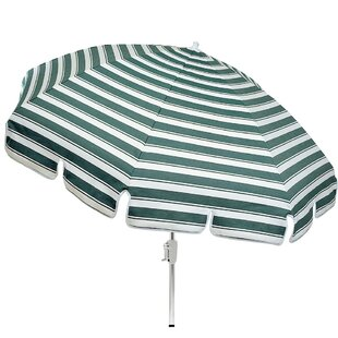 Woodard Standard Conventional Top 8' Beach Umbrella