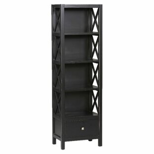 Beachcrest Home Fairlane Narrow Standard Bookcase
