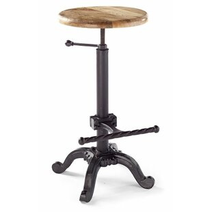 Adaline Height Adjustable Bar Stool By Williston Forge