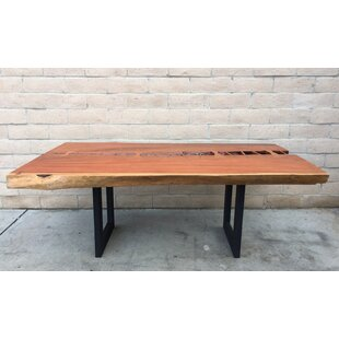 Branscum Solid Wood Dining Table Foundry Select