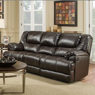 Shop Starr Simmons Upholstery Reversible Reclining  Sectional by Darby Home Co