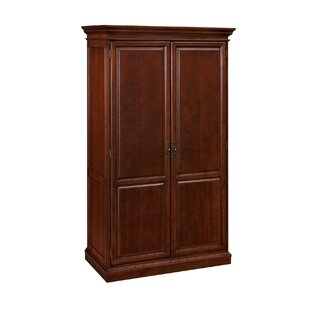 Darby Home Co Prestbury Double Door Armoire