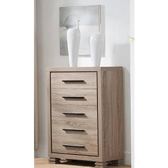 Ophelia Co Vallee Transitional 8 Drawer Chest Wayfair