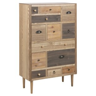 Cantle 13 Drawers Chest By Hashtag Home