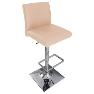 Alex Height Adjustable Bar Stool By Wade Logan