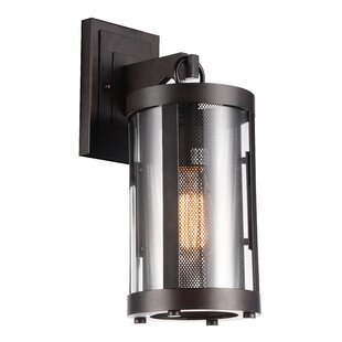 CWI Lighting Souris 1-Light Outdoor Wall Lantern