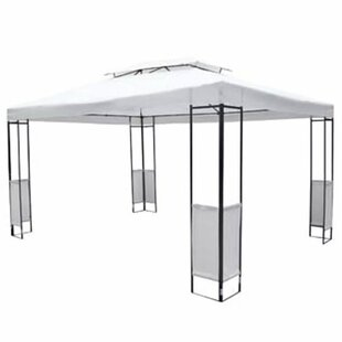 Ariadne 4m X 3m Steel Patio Gazebo By Sol 72 Outdoor