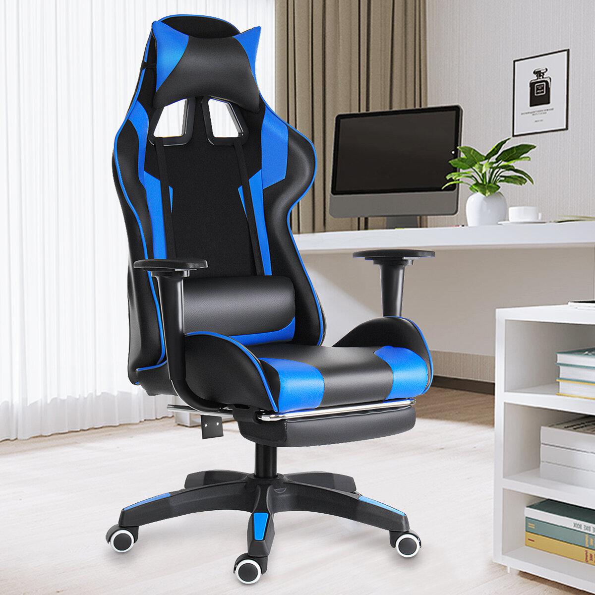 Insma Pc Racing Game Chair Reviews Wayfair Ca