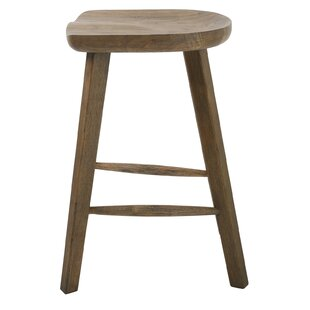 Penelope Tractor Style Counter Height 25 Bar Stool Union Rustic