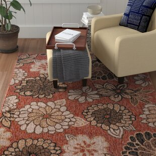 Atkinson Floral Multi-color Indoor/Outdoor Area Rug
